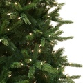 6.5' Pre-Lit Balsam Fir Tree, 550 Clear Lights