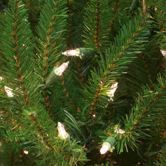 Norway Spruce Prelit Tree