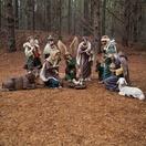 "36""H Christmas Nativity Scene Figures, 11 Piece Set"