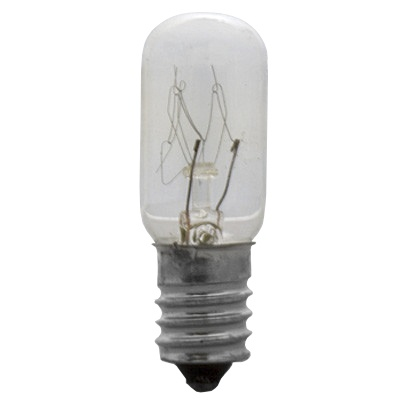 T5.5 Transparent Clear, 8 Watt Replacement Bulbs