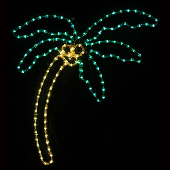 "24"" Palm Tree Motif"