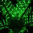 12' LED Palm Tree - Natural Green