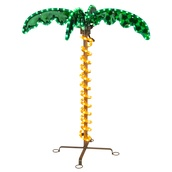2.5' Lighted Palm Tree