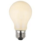 A19 Opaque White, 25 Watt Replacement Bulbs