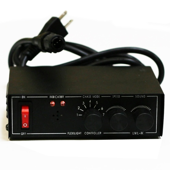 5-Wire (15mm),Variable Speed and Sound Controller 8 Amp, 6 Functions