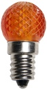 G20 Amber / Orange LED Globe Light Bulbs