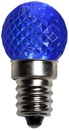 G20 Blue LED Globe Light Bulbs