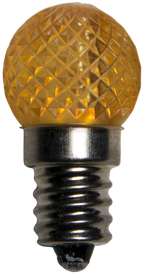 G20 Gold LED Globe Light Bulbs