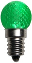G20 Green LED Globe Light Bulbs