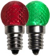 G20 Color Change Multicolor LED Globe Light Bulbs