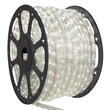"150' Cool White Chasing LED Rope Light, 2 Wire 3/8"", 120 Volt"