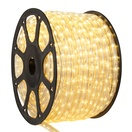 "150' Champagne LED Rope Light, 2 Wire 1/2"", 120 Volt"