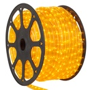 "150' Yellow Chasing Rope Light, 3 Wire 1/2"", 120 Volt"