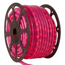 "150' Pearl Pink Chasing Rope Light, 3 Wire 1/2"", 120 Volt"