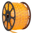 "153' Yellow LED Rope Light, 2 Wire 1/2"", 120 Volt"