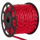 "150' Red Christmas Rope Light, 2 Wire 1/2"", 12 Volt"