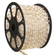 150' Warm White Chasing LED Rope Light, 3 Wire 1/2, 120 Volt