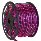 "150' Purple Rope Light, 2 Wire 1/2"", 12 Volt"
