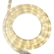 "30' Warm White LED Rope Light, 2 Wire 1/2"", 12 Volt"