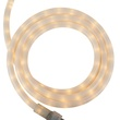 "18' Pearl White Rope Light, 2 Wire 1/2"", 120 Volt"