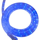 "18' Blue LED Rope Light, 2 Wire 1/2"", 120 Volt"