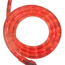 "30' Red LED Rope Light, 2 Wire 1/2"", 120 Volt"