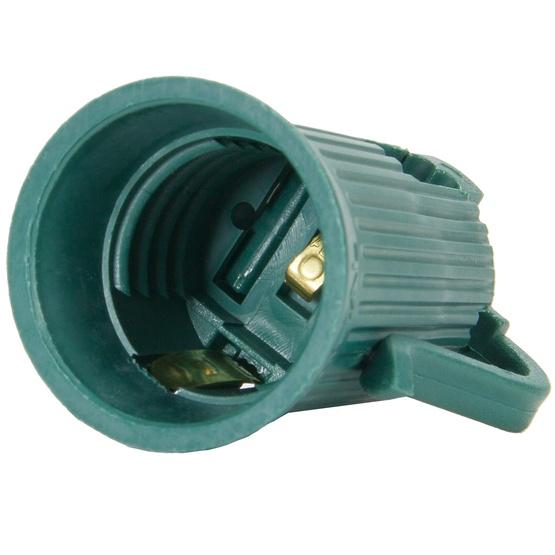 SPT2 C9 Sockets, Green