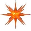 "14"" Amber Moravian Star"
