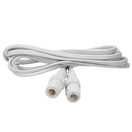 "3-Wire, 13mm (1/2""), 6' Splice Cable, White"