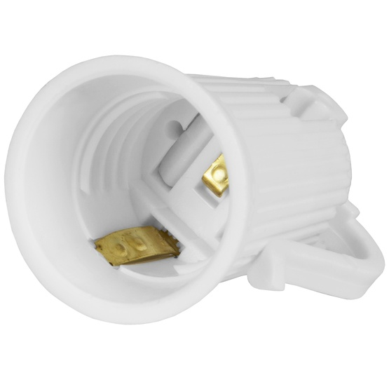 SPT1 C9 Sockets, White