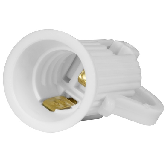 SPT1 C7 Sockets, White