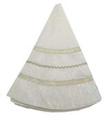 "48"" Ivory Tree Skirt"