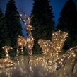 "48"" Grapevine Sleigh, 250 Warm White LED Lights"