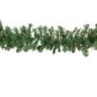 Cumberland Fir Prelit Christmas Garland, Clear Lights