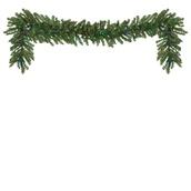 Douglas Fir Prelit LED Christmas Garland, Multicolor Lights