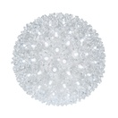 Cool White LED Starlight Sphere