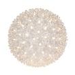 Warm White LED Twinkle Starlight Sphere