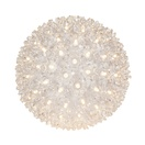 Warm White LED Twinkle Starlight Sphere