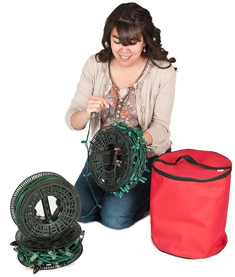 Install N Store Christmas Lights Bag
