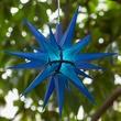 "14"" Blue Moravian Star"