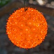 "6"" Mini Starlight Sphere, 50 Amber Lamps"