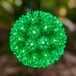 Green LED Starlight Sphere