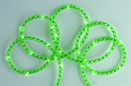 15' Battery Power Green Mesh Rope LED Fairy Lights