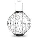 "14"" Adjustable Wire Candle Lantern"
