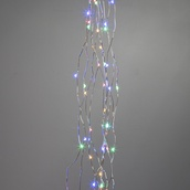6' Ten Strand Light Spray with Warm White LED Lights
