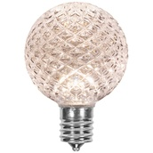G50 Warm White LED Globe Light Bulbs