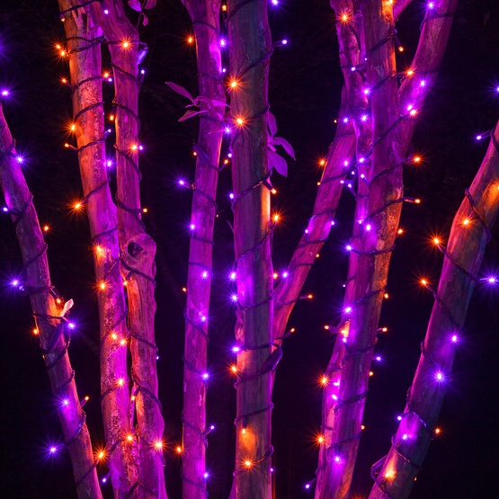 Pre Lighted Led Christmas Trees