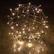 Warm White LED Hanging Light Sphere