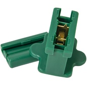 Green Inline Zip Plug SPT1, Green
