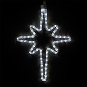"18"" LED Cool White Bethlehem Star"